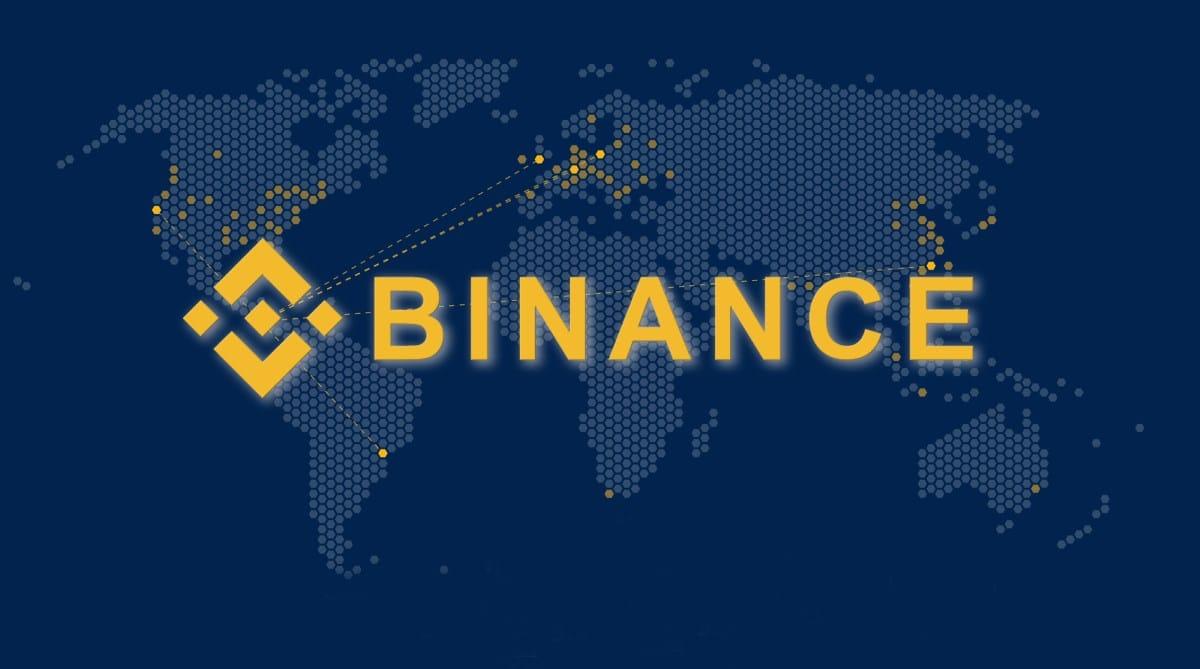 Binance Kryptowährungsbörse