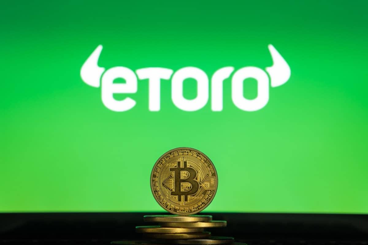 eToro social trading Börse