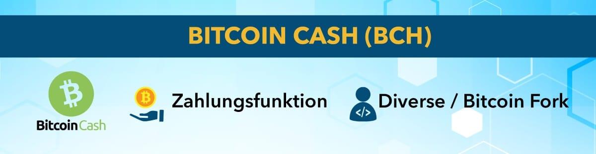 Beste Kryptowährung Bitcoin Cash