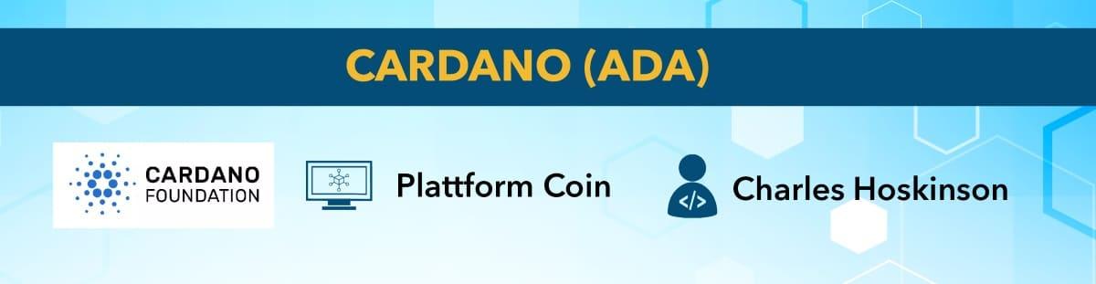 Cardano ist eine Kryptowährung mit Potential