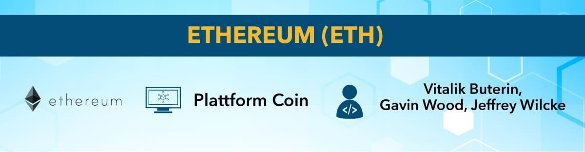 Ethereum ist eine Kryptowährung mit Potential