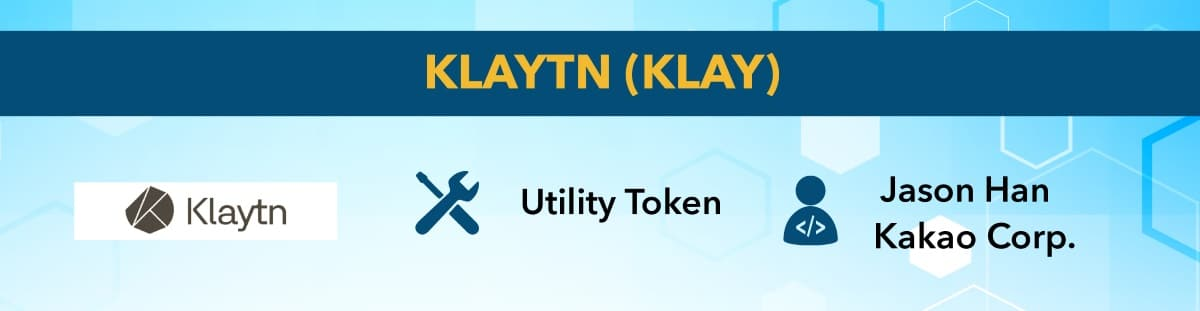 Klaytn ist eine Kryptowährung mit Potential