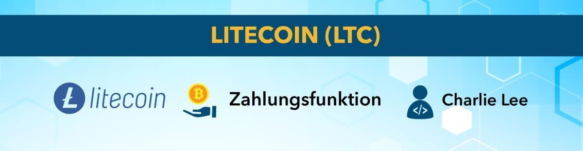 Litecoin ist eine Kryptowährung mit Potential