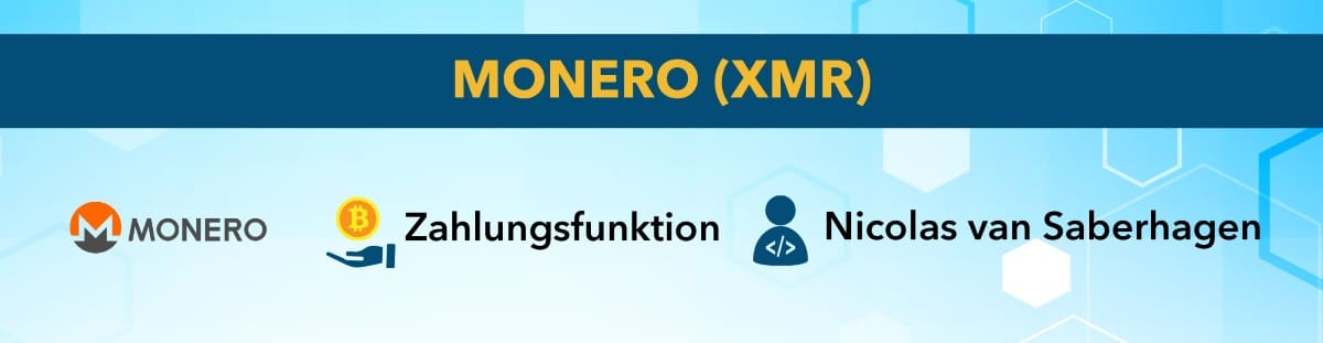 Monero ist eine Kryptowährung mit Potential