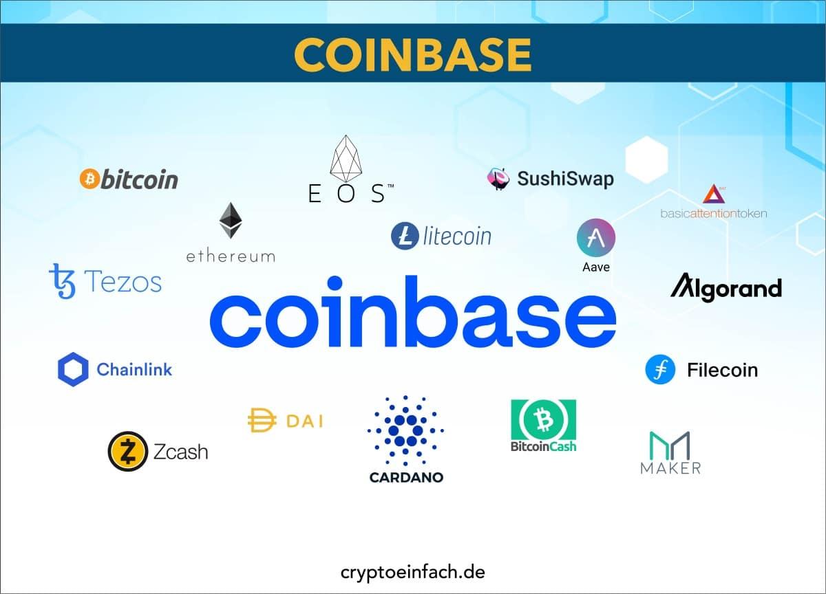 Coinbase Coins