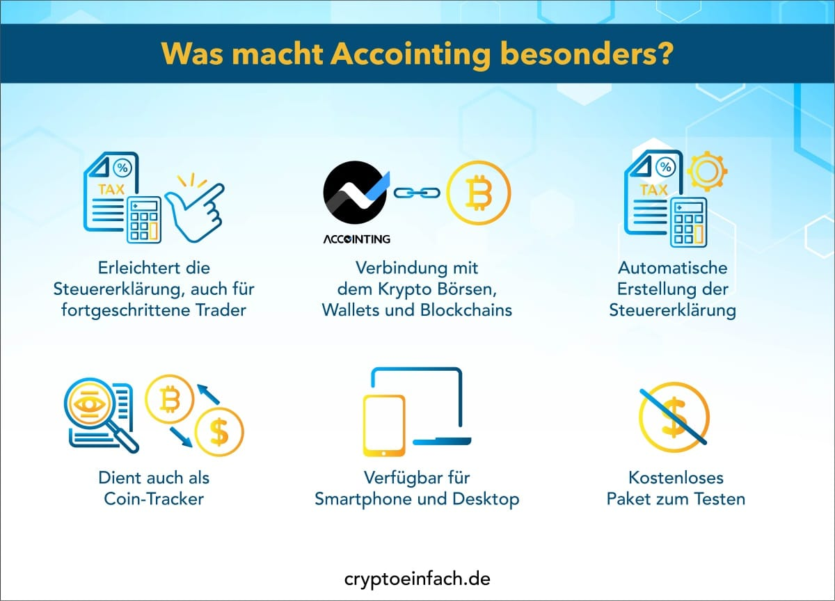 Accointing Was macht Accointing besonders